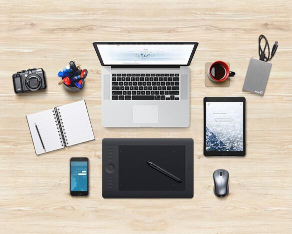 bureau webdesigner